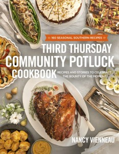 Third Thursday Community Potluck Cookbook cover