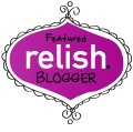 Featured Relish Blogger
